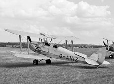 Aircraft Photo of G-ANIZ | De Havilland D.H. 82A Tiger Moth II | AirHistory.net #114384