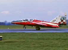 Aircraft Photo of XR980 | Hawker Siddeley Gnat T1 | UK - Air Force | AirHistory.net