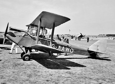 Aircraft Photo of G-AAWO | De Havilland D.H. 60G Gipsy Moth | AirHistory.net