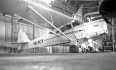 Aircraft Photo of VH-ACY | Auster J-1B Aiglet | AirHistory.net #96790