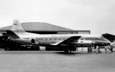 Aircraft Photo of VH-TVD | Vickers 720 Viscount | Trans-Australia Airlines - TAA | AirHistory.net