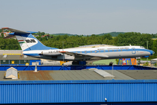 Aircraft photo of HA-LBH - Tupolev Tu-134K - Malév - Hungarian Airlines, taken on 7 May 2011 by Kjell.