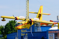 Aircraft photo of F-ZBBH/26 - Canadair CL-215-I (CL-215-1A10) - France - Sécurité Civile, taken on 7 May 2011 by Kjell.