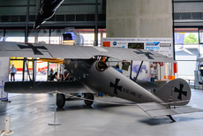 Aircraft photo of 1362/17 - PPS Pfalz DIII (Replica) - Germany - Air Force, taken on 7 May 2011 by Kjell.