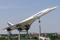Aircraft photo of F-BVFB - Aerospatiale-BAC Concorde 101 - Air France, taken on 7 May 2011 by Kjell.