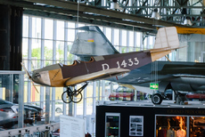 Aircraft photo of D-1433 - Klemm L20B I (Replica), taken on 9 May 2011 by Kjell.