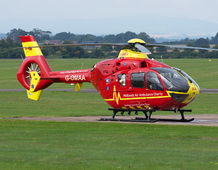 Aircraft Photo of G-OMAA | Eurocopter EC-135T-2+ | Midlands Air Ambulance | AirHistory.net