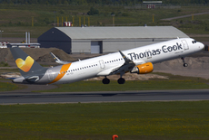 Aircraft Photo of OY-TCG | Airbus A321-211 | Thomas Cook Airlines Scandinavia | AirHistory.net