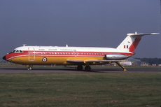 Aircraft Photo of XX105 | BAC 111-201AC One-Eleven | UK - Air Force | AirHistory.net