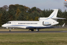 Aircraft Photo of N15FX | Dassault Falcon 7X | AirHistory.net