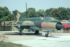 Aircraft Photo of 6327 | Mikoyan-Gurevich MiG-21bis | Hungary - Air Force | AirHistory.net #195549