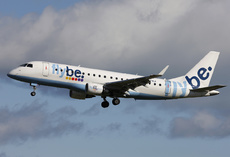 Aircraft Photo of G-FBJI | Embraer 175LR (ERJ-170-200LR) | Flybe - British European | AirHistory.net #212854