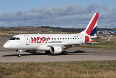 Aircraft Photo of F-HBXM | Embraer 170LR (ERJ-170-100LR) | Hop! | AirHistory.net #254491