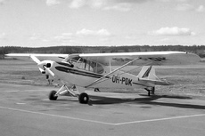 Aircraft Photo of OH-PDK | Piper PA-18-150 Super Cub | AirHistory.net #146786