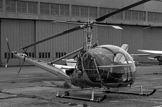 Aircraft Photo of OH-HHA | Hiller UH-12B | AirHistory.net