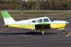 Aircraft Photo of OH-PJR | Piper PA-28R-200 Cherokee Arrow | AirHistory.net
