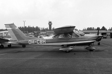 Aircraft Photo of OH-CBH | Cessna 177A Cardinal | AirHistory.net
