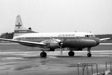 Aircraft Photo of OH-LRD | Convair 440-40 Metropolitan | Finnair | AirHistory.net #151933