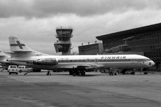 Aircraft Photo of OH-LSG | Sud SE-210 Caravelle 10B3 Super B | Finnair | AirHistory.net