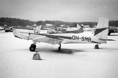 Aircraft Photo of OH-SMB | Orlican L-40 Meta Sokol | AirHistory.net #200394