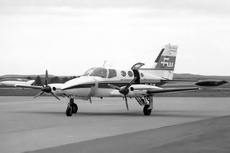 Aircraft Photo of OH-CHM | Cessna 401A | AirHistory.net #254735
