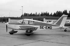 Aircraft Photo of SE-EMD | Piper PA-28-140 Cherokee | AirHistory.net #258369