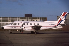Aircraft Photo of OY-ASL | Embraer EMB-110P1 Bandeirante | Dan-Air | AirHistory.net