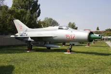 Aircraft Photo of 1512 | Mikoyan-Gurevich MiG-21PF | Hungary - Air Force | AirHistory.net