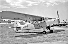 Aircraft Photo of VH-KDB | Auster J-5B Autocar | AirHistory.net #103764