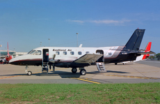 Aircraft Photo of VH-MWV | Embraer EMB-110P2 Bandeirante | Eastland Air | AirHistory.net