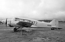Aircraft photo of W2599 / 73 - Avro 652A Anson I, taken by Geoff Goodall (via David Carter) at Sydney - Bankstown (YSBK / BWU) in New South Wales, Australia on 10 January 1964. W2599 was sold by the RAAF to Adastra Aerial Surveys in 1948. It was ferried from Benalla to Sydney airport but remained off the civil register. At a date unknown, it was ferried the short distance to...