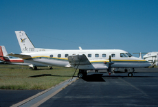 Aircraft Photo of VH-XFN | Embraer EMB-110P1 Bandeirante | Air Fiji | AirHistory.net
