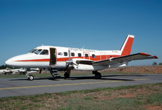 Aircraft Photo of VH-XFM | Embraer EMB-110P2 Bandeirante | Flight West Airlines | AirHistory.net