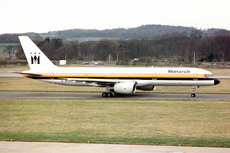 Aircraft Photo of G-MONB | Boeing 757-2T7 | Monarch Airlines | AirHistory.net