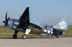 Aircraft Photo of N92879 / NX92879 / 83589 | Curtiss SB2C-5 Helldiver | Commemorative Air Force | USA - Navy | AirHistory.net #107835