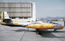 Aircraft photo of 0917 - Cessna T-37C Tweety Bird (318C) - Brazil - Air Force, taken by R.A.Scholefield at Rio de Janeiro - Santos Dumont (SBRJ / SDU) in Brazil on 8 May 1972.