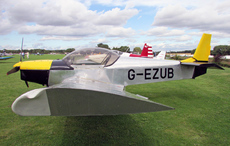 Aircraft photo of G-EZUB - Zenair CH-601HD Zodiac, taken by R.A.Scholefield at Northampton - Sywell (EGBK / ORM) in England, United Kingdom on 30 August 2014 during the LAA Sywell Rally 2014. Amateur-built by R.A.C. Stephens in 2004 under project no. PFA 162-12765