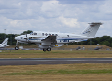 Aircraft Photo of G-IMEA | Beech 200 Super King Air | 2Excel Aviation | AirHistory.net #109808
