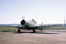 Aircraft photo of VH-WOT - Commonwealth CA-28 Ceres - Airland, taken in 1970 by Ben Dannecker (via David Carter).
