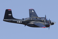Aircraft photo of N9682C/139230 - Douglas B-26B Invader - Commemorative Air Force, taken on 20 September 2008 by Alex Christie.