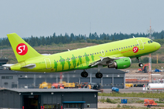 Aircraft Photo of VP-BHI | Airbus A319-114 | S7 Airlines | AirHistory.net #110526
