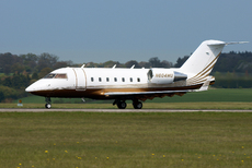 Aircraft Photo of N604MU | Bombardier Challenger 604 (CL-600-2B16) | AirHistory.net #111044