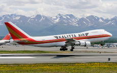 Aircraft photo of N715CK - Boeing 747-209B(SF) - Kalitta Air, taken by Aad van der Voet at Anchorage - Ted Stevens International (PANC / ANC) in Alaska, United States on 6 June 2006.