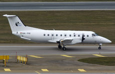 Aircraft photo of HA-FAI - Embraer EMB-120ER Brasilia - Budapest Aircraft Service, taken by Pertti Sipilä at Helsinki - Vantaa (EFHK / HEL) in Finland on 18 April 2016.