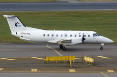 Aircraft photo of HA-FAL - Embraer EMB-120ER Brasilia - Budapest Aircraft Service, taken by Pertti Sipilä at Helsinki - Vantaa (EFHK / HEL) in Finland on 25 October 2017.