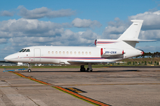 Aircraft Photo of VH-OAA | Dassault Falcon 900C | Shortstop Jet Charter | AirHistory.net