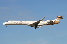 Aircraft Photo of 5A-LAA | Bombardier CRJ-900 (CL-600-2D24) | Libyan Airlines | AirHistory.net