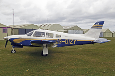 Aircraft Photo of G-DIZY | Piper PA-28R-201T Turbo Cherokee Arrow III | Dizy Aviation Ltd | AirHistory.net