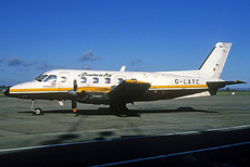 Aircraft Photo of G-LATC | Embraer EMB-110P1 Bandeirante | Business Air | AirHistory.net