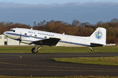 Aircraft Photo of C-FTGX | Basler BT-67 Turbo-67 | Bell Geospace Aviation | AirHistory.net #115099